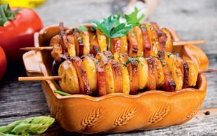 3 slastne jedi iz krompirja (ideja za kosilo ali večerjo)