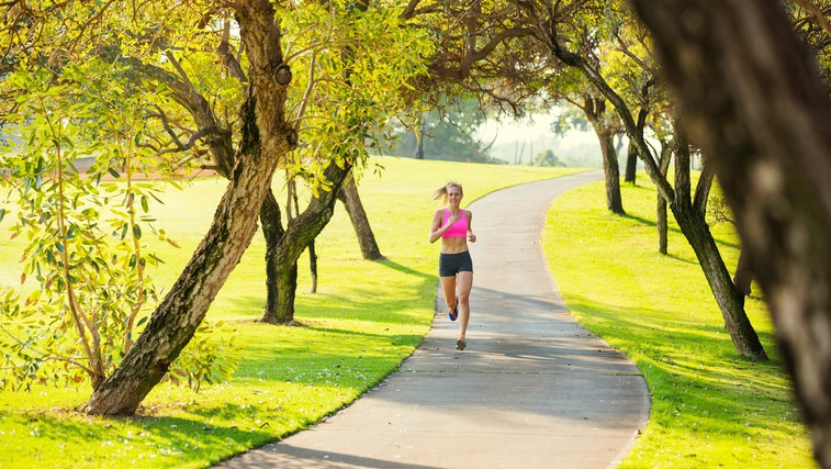 Stabilni kolki za zdrav tek in boljše počutje (foto: Profimedia)
