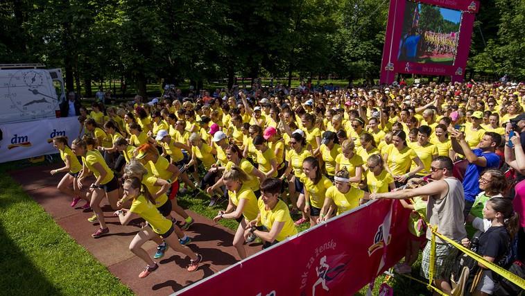 Preko 8.000 tekačic proslavilo 11. dm tek za ženske (foto: Arhiv dm tek za ženske)