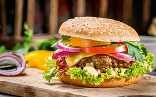 Pikantni burgerji - zloženi z obilo fantazije.