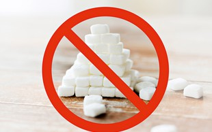 Končajte razmerje s sladkorjem!