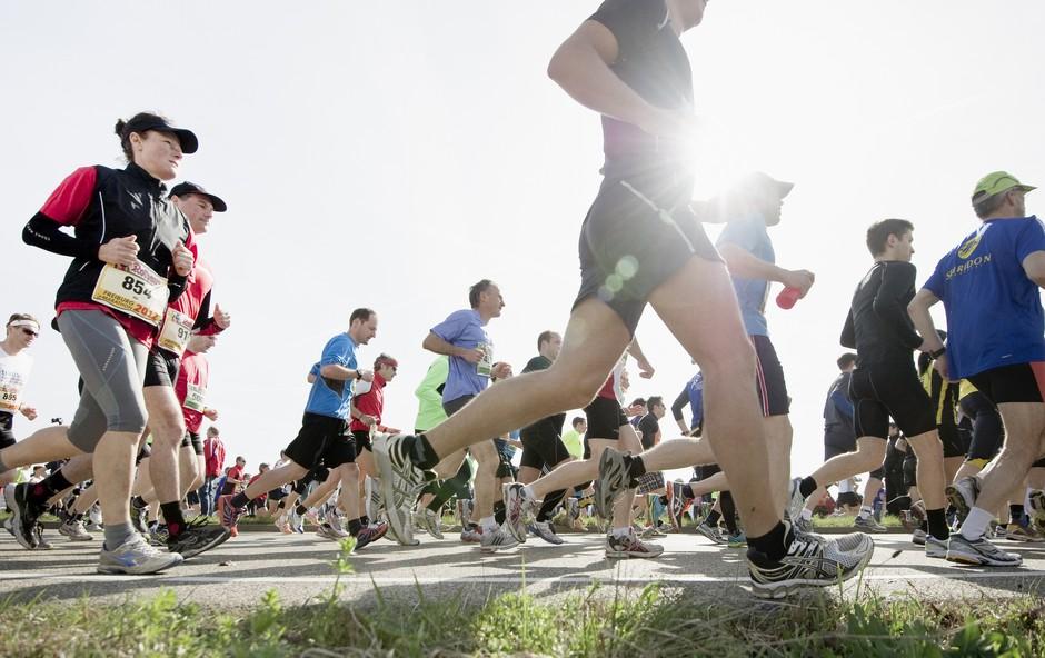Kaj pred tekmo jedo maratonci po vsem svetu? (foto: Profimedia)