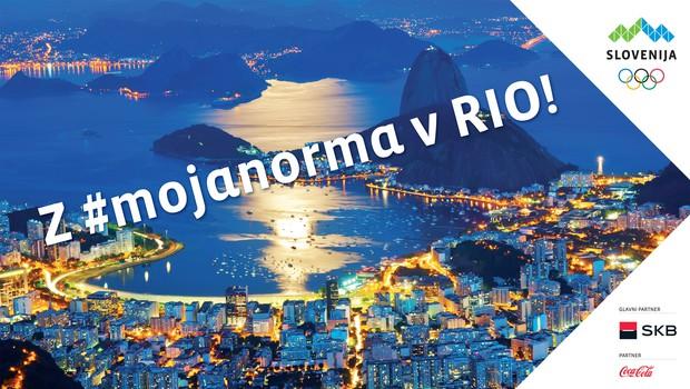 Olimpijski komite Slovenije bo v soboto podelil še eno normo za olimpijske igre v Rio