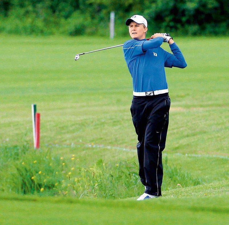 Tim Gornik, golfist