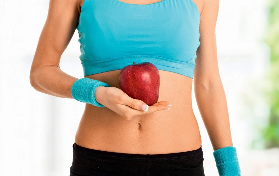 Dieta za raven trebuh, na katero prisegajo vrhunski modeli (foto: Shutterstock)