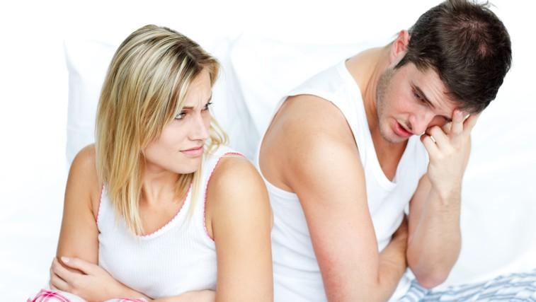 Stavki, ki jih nikakor ne smete izreči partnerju, ki se ne odziva na vaša seksualna sporočila (foto: Profimedia)