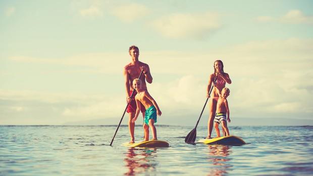 13 dobrih razlogov, zakaj se morate to poletje spraviti na SUP (foto: Profimedia)