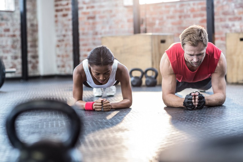 VIDEO: Izziv za vaše trebušne mišice