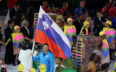 FOTO: Prvi vtisi z olimpijskih iger v Riu