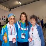 Marko Račič - Legenda: Najstarejši olimpijec kljub 96 letom ostaja zvest atletiki in športu nasploh (foto: Helena Kermelj in osebni arhiv Marka Račiča)