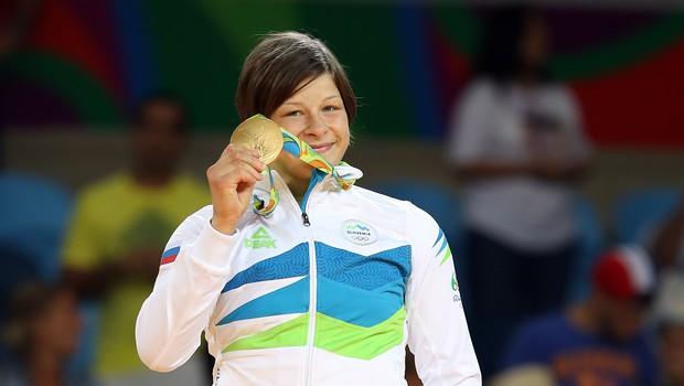 Rio 2016: Zlata Tina Trstenjak! (foto: Aleš Fevžer)