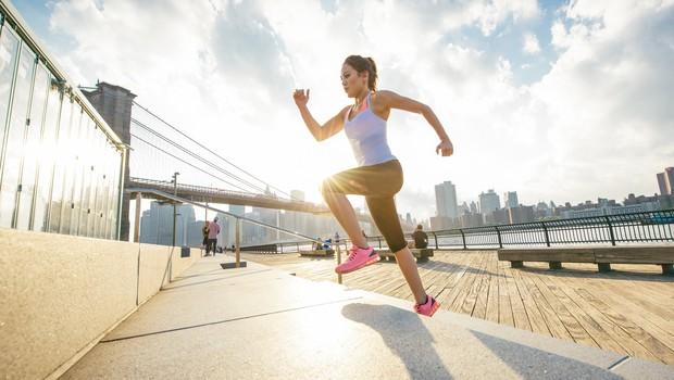 To je lahko razlog, da ste ob premagovanju stopnic tako hitro zadihani (foto: Profimedia)