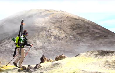 VIDEO: Smučarji, ki ne potrebujejo snega
