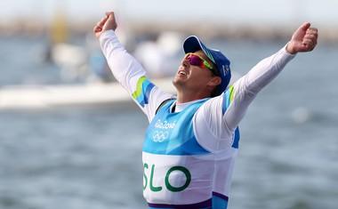 Rio 2016: Četrta kolajna za Slovenijo!