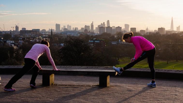Kaj je pomembnejše: spanec ali telovadba? (foto: Profimedia)