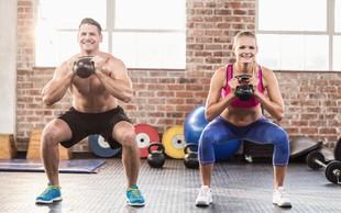 10 vadb, pri katerih porabite več kalorij kot pri teku
