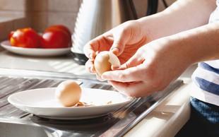 Jajčna dieta - vsak teden 1 kilogram stran