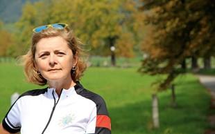 Irena Dobnik: S kolesom iz Maribora v Beograd