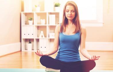 To se zgodi, če meditirate pol ure na dan