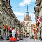 Bern - očarljivo švicarsko mesto (foto: Shutterstock.com)