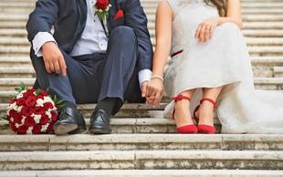 Zakaj številnim moškim poroka ne diši?