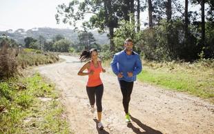 Tehnika teka: Osnovi napotki za dobro tekaško držo in sproščen tekaški korak