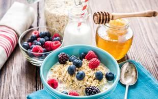 Odlične ideje za pripravo kakovostnega zajtrka na hitro