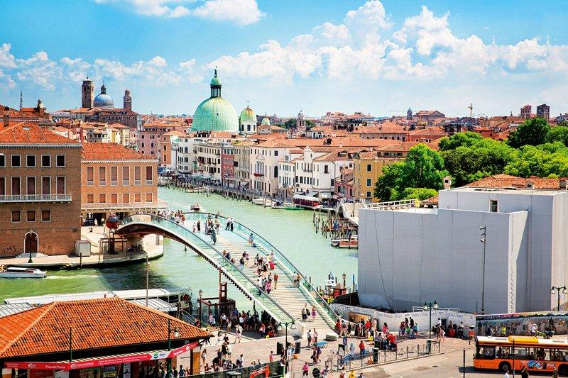 Piazzale Roma, Venice