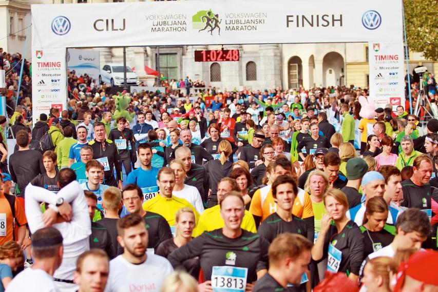 5 stvari, ki jih morate vedeti, če se prvič podajate na maraton