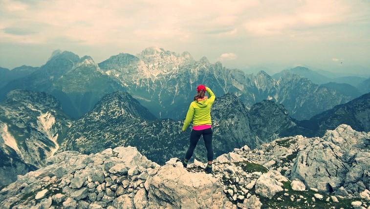 Skozi oči blogerke: Jesensko planinarjenje na Rombon (foto: Osebni arhiv)