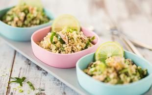 Poznate vse zdravilne učinke kvinoje?