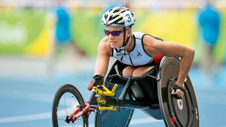 Marieke Vervoort: Uspešna belgijska paraolimpijka o evtanaziji (foto: Profimedia)