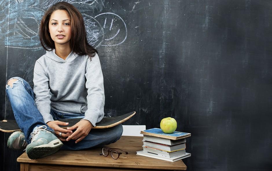 Stvari, ki vam jih ne bo povedal nihče o tem, kako je vzgajati najstniško hčerko (foto: Shutterstock.com)