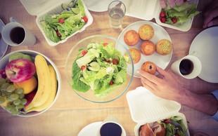 Nutricisti razkrivajo, kaj jesti za kosilo, da bi izgubili težo
