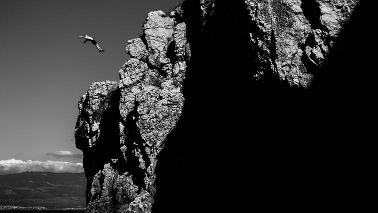 """Bine Žalohar: """"Včasih moraš ego tudi opustiti..."""" (foto: Jan Pirnat)"""