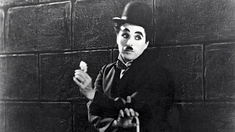 Ljubezenska zgodba: Oona in Charile Chaplin (foto: Profimedia)