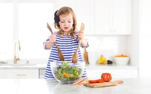 Vegetarijanstvo pri otrocih - da ali ne?