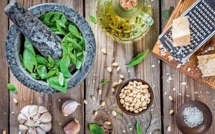 Pesto: 3 odlični recepti za pripravo slastnih različic