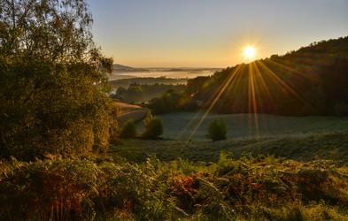 Pozdrav soncu: Vaja za jutranjo poživitev