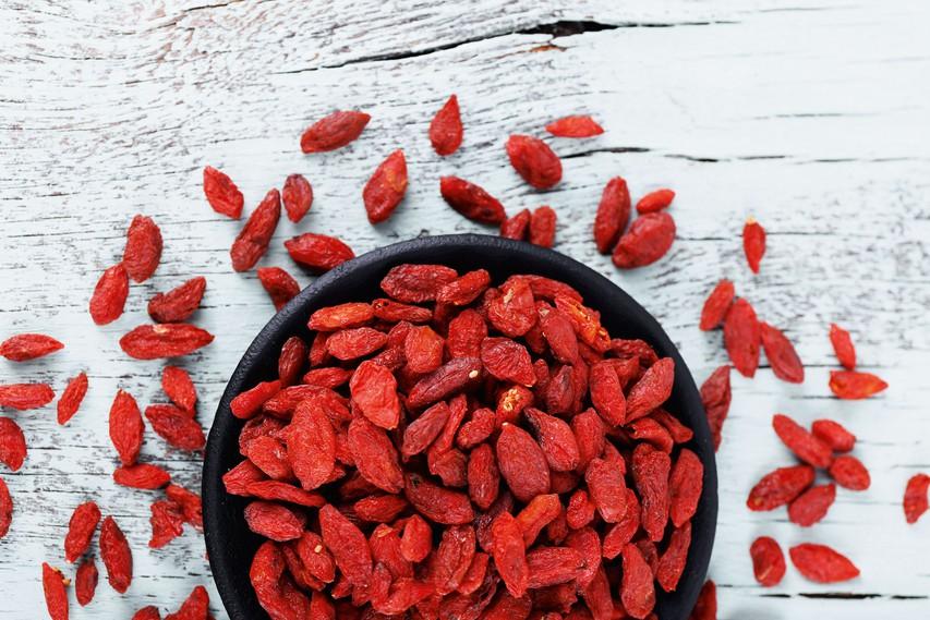 Jagode goji: Čudežne jagode kustovnice