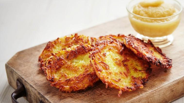 Rosti: Krompirjeve polpete malo drugače (foto: Profimedia)