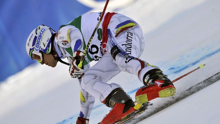 Test smuči: Tekmovalne slalomske 2017/18 (foto: Profimedia)