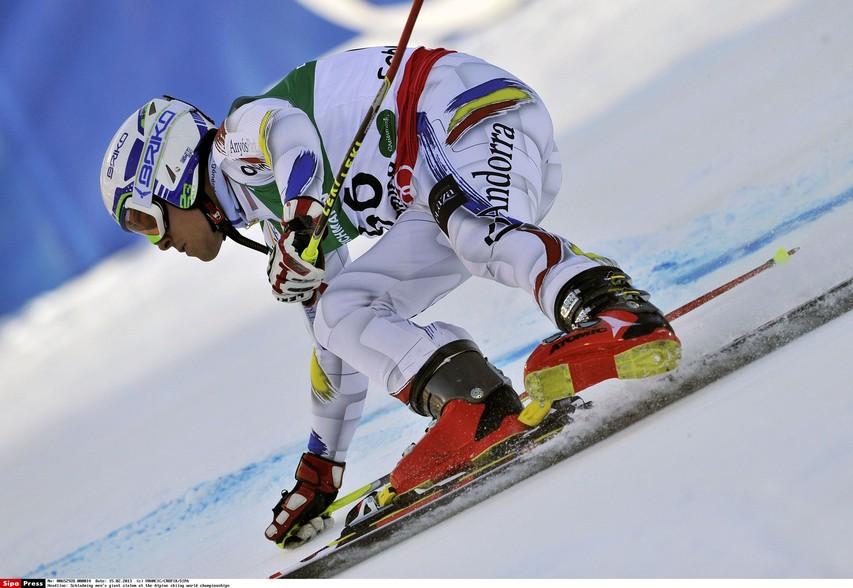 Test smuči: Tekmovalne slalomske 2017/18