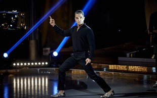 Robbie Williams prihaja v Celovec!