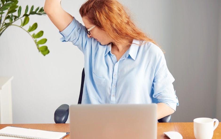 Skriti viri neprijetnih telesnih vonjav (foto: Shutterstock.com)