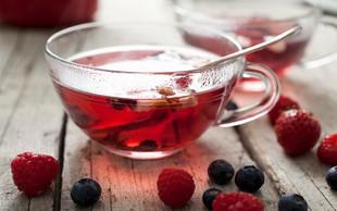 Sadni čaji z gozdnimi sadeži: Koliko gozdnih sadežev v resnici vsebujejo?