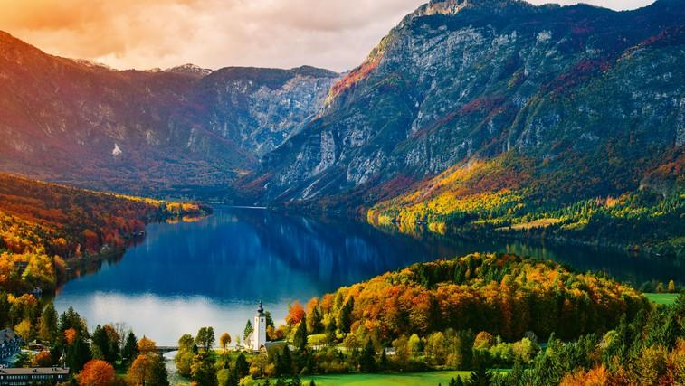 Top 23 najbolj instagramiranih krajev v Sloveniji (foto: Shutterstock.com)