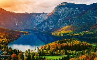 Top 23 najbolj instagramiranih krajev v Sloveniji