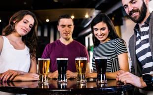 40-dnevni post Jaz #vztrajam dan 1: Kaj se zgodi, če nekaj časa ne piješ alkohola?