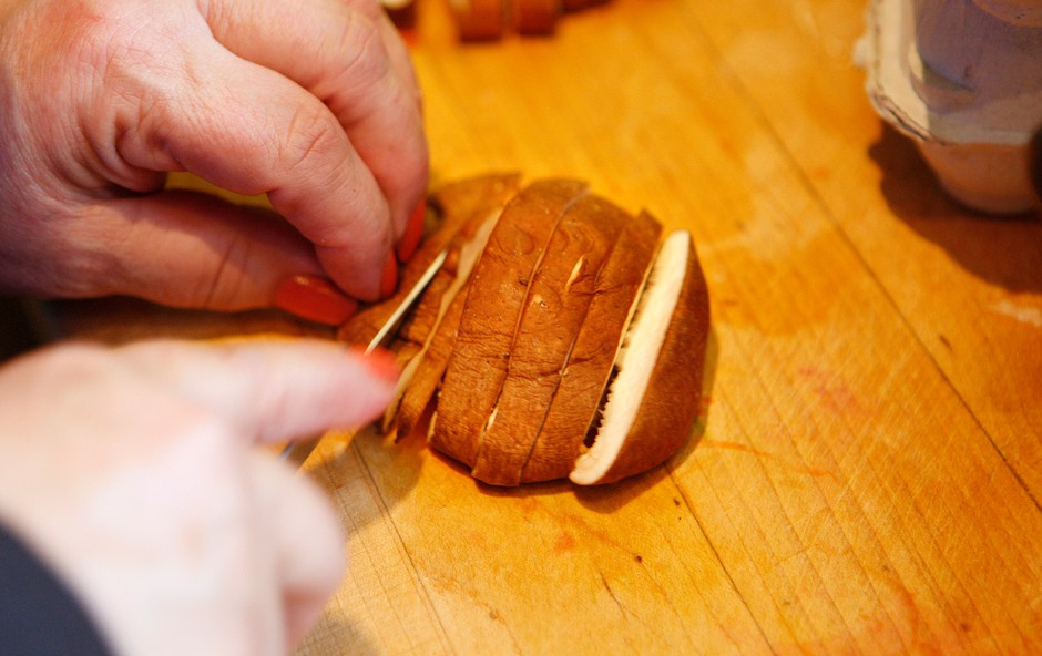 RECEPT: Pečen krompir s šitakami (foto: Profimedia)